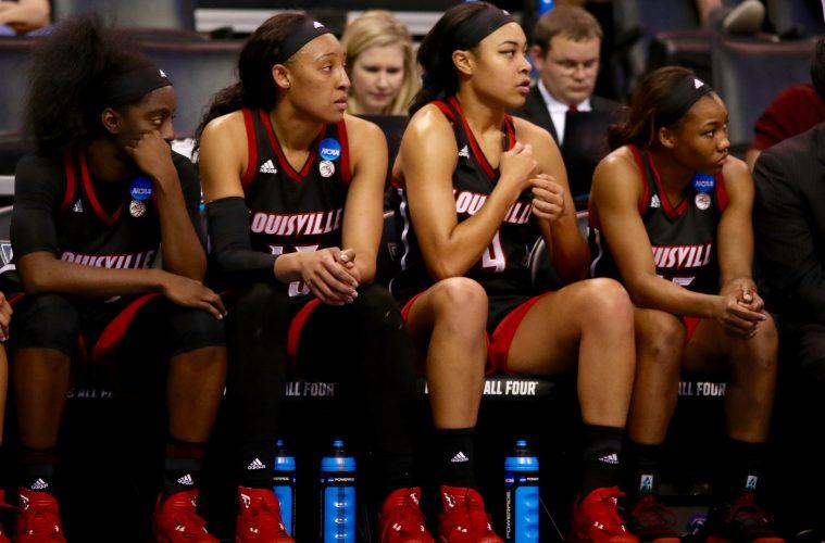 Louisville vs. Baylor NCAA Sweet 16 3-24-2017, Oklahoma City, OK Photo by William Caudill