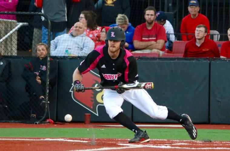 Louisville vs. Western Kentucky 3-28-2017 Baseball Photo by William Caudill, TheCrunchZone.com