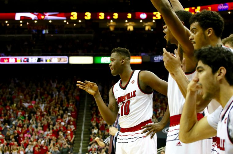 Jaylen Johnson Louisville vs. Purdue 11-30-2016 Photo by William Caudill TheCrunchZone.com
