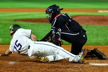 Louisville Baseball vs. Notre Dame ACC Tournament 5-25-2017 Photo by William Caudill at Louisville Slugger Field TheCrunchZone.com