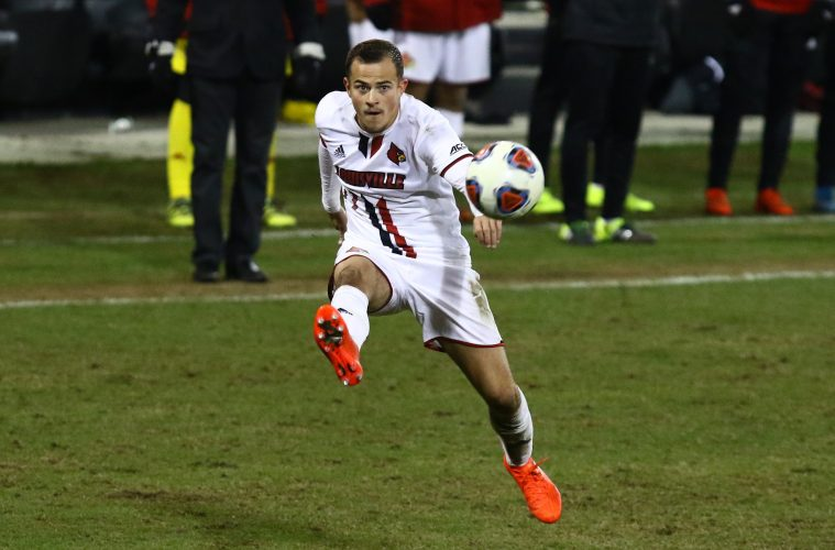 Louisville vs. Stanford (NCAA Soccer) 12-3-2016 Photo by William Caudill TheCrunchZone.com