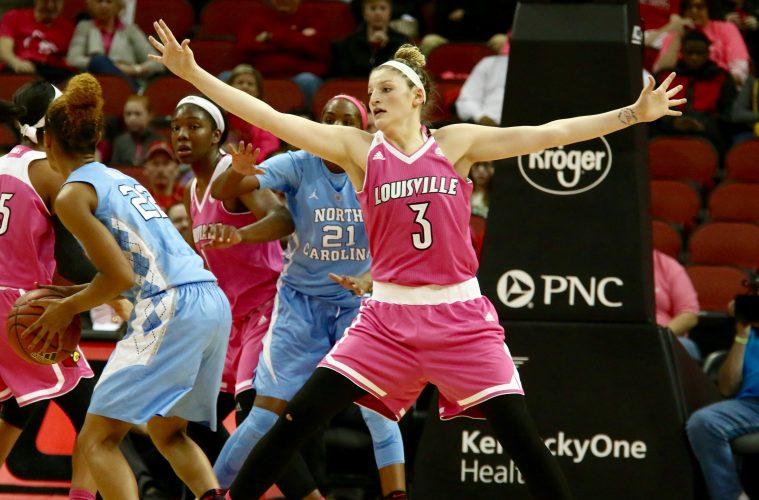 Louisville vs. North Carolina 2-19-2017 Photo by William Caudill TheCrunchZone.com