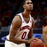 VJ King Louisville vs. Syracuse 2-26-2017 Photo by William Caudill TheCrunchZone.com