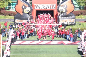 Louisville vs. Virginia 11-14-2015 Photo by William Caudill
