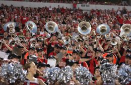 Marching Band Louisville vs. Western Kentucky 9-15-2018 Photo by Torrin Madden, TheCrunchZone.com