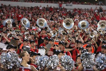 Marching Band Louisville vs. Western Kentucky 9-15-2018 Photo by Torrin Madden, TheCrunchZone.com