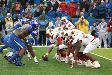 Louisville vs. Kentucky 2015 Governor's Cup 11-28-2015 Photo by William Caudill