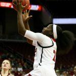Women's Basketball Louisville vs. Chattanooga NCAA 1st Round 3-18-2017 Photo by William Caudill
