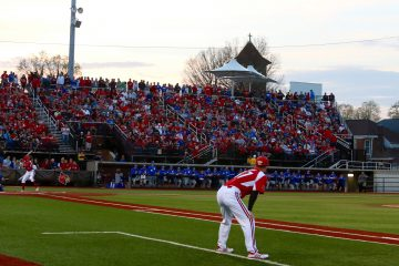 Louisville Baseball vs. Kentucky 4-4-2017 Photo by William Caudill TheCrunchZone.com