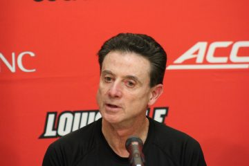 Rick Pitino Photo By Mark Blankenbaker TheCrunchZone.com