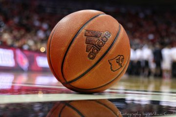 Basketball Louisville vs. Boston College 1-21-2018 Photo by William Caudill, TheCrunchZone.com