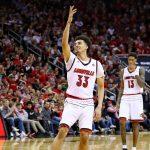 Jordan Nwora Louisville vs. Boston College 1-21-2018 Photo by William Caudill, TheCrunchZone.com