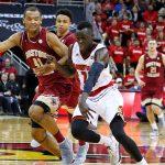 Deng Adel Louisville vs. Boston College 1-21-2018 Photo by William Caudill, TheCrunchZone.com