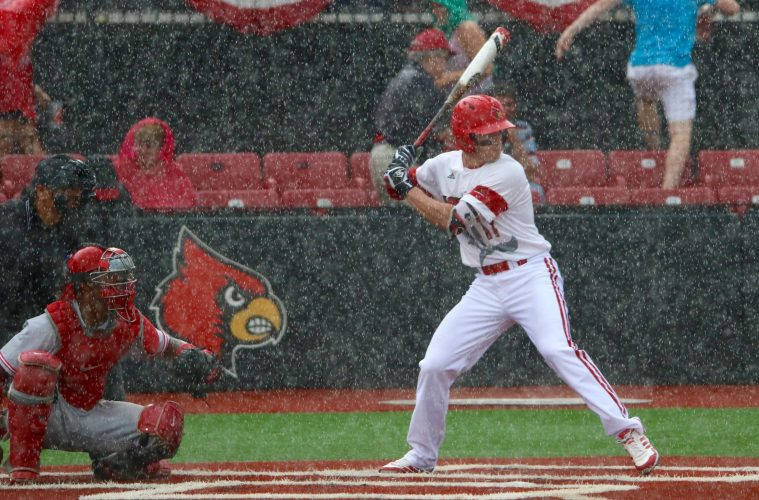 Nick Solak Louisville vs. Ohio State 6-4-2016 Photo by William Caudill