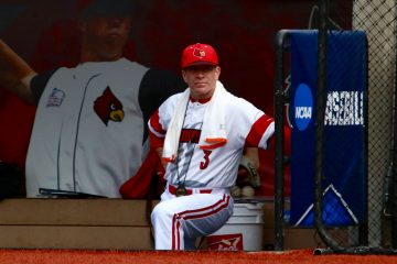 Dan McDonnell Louisville vs. Ohio State 6-4-2016 Photo by William Caudill
