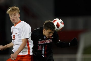 Louisville Soccer vs. Syracuse 10-12-2018 Photo by Daryl Foust TheCrunchZone.com
