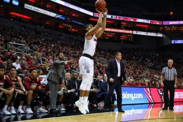 Christen Cunningham Louisville vs. Boston College 1-16-2019 Photo by William Caudill TheCrunchZone.com