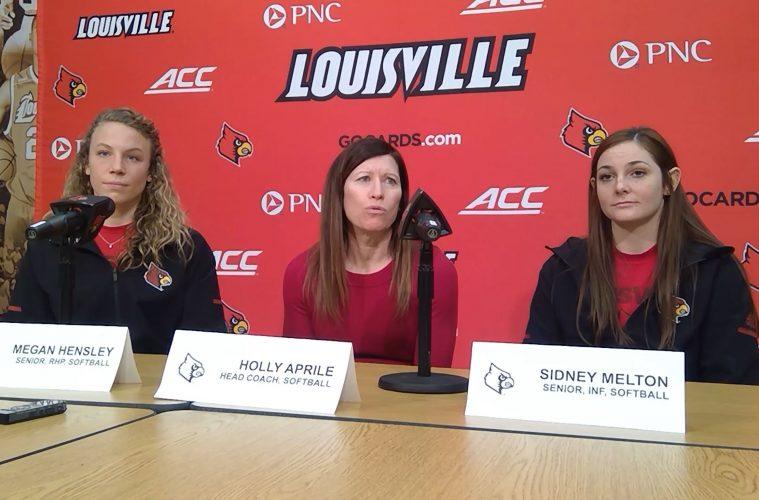 Megan Hensley, Holly Aprile, Sidney Melton 1-28-2019 Photo by Daryl Foust, TheCrunchZone.com
