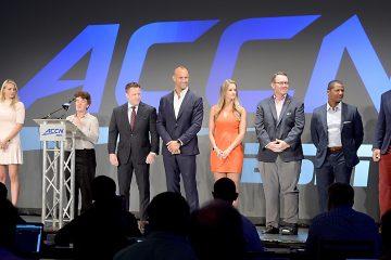 Eric Wood, Katie George, ACC Network