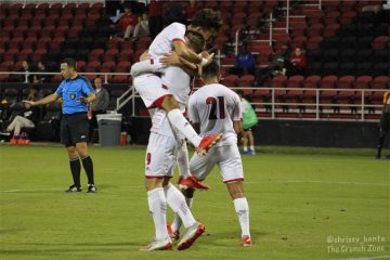 Louisville Soccer vs. Northern Kentucky 10-16-2019 Photo by Chrissy Banta TheCrunchZone.com