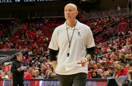 Chris Mack Red/White Scrimmage 10-12-2019 TheCrunchZone.com, Photo by Tom Farmer