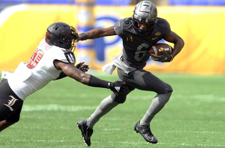 Rodjay Burns Louisville vs. Pittsburgh 9-26-2020