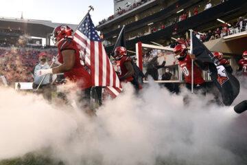 Entrance Louisville vs. Miami 9-19-2020