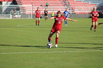 Louisville Women's Soccer