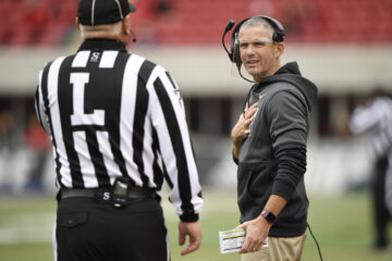 Mike Norvell Louisville vs. Florida State 10-24-2020