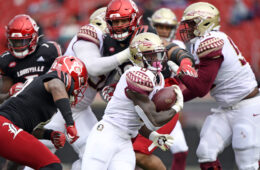 Louisville vs. Florida State 10-24-2020