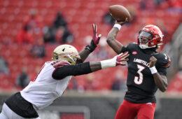 Malik Cunningham Louisville vs. Florida State 10-24-2020