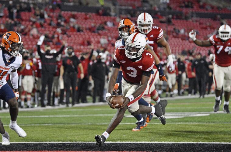Malik Cunningham Louisville vs. Syracuse 11-20-2020